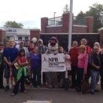 Idaho Falls Blind Man Pitches For Awareness