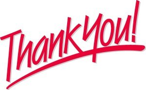 Thank You For Your 2014 Donation th the NFBI