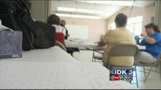 Idaho Falls NFB CAmp for Blind Children