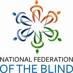 New National Federation of the Blind logo